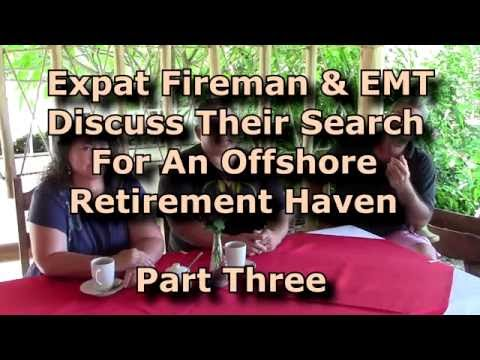 Expat Fireman and EMT Decide To Retire Early Offshore - Part 3