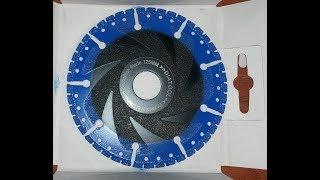 Универсальный отрезной алмазный диск 125 мм с AliExpress