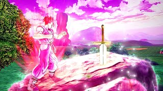 Kid Rikudou Pulled The Z Sword In Dragon Ball Xenoverse 2