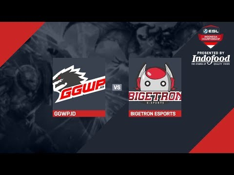 ESL Indonesia Championship - Arena of Valor: Matchday #1 (SES vs The Prime; GGWP.ID vs Bigetron)