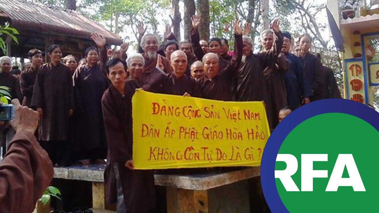 Thêm sáu tín đồ Phật giáo Hòa Hảo sẽ bị xử án