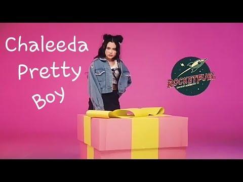 Chaleeda - Pretty Boy (Official music Video with Lyric)