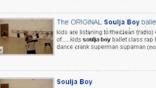The real meaning of the words in Soulja boy (sexual content)
