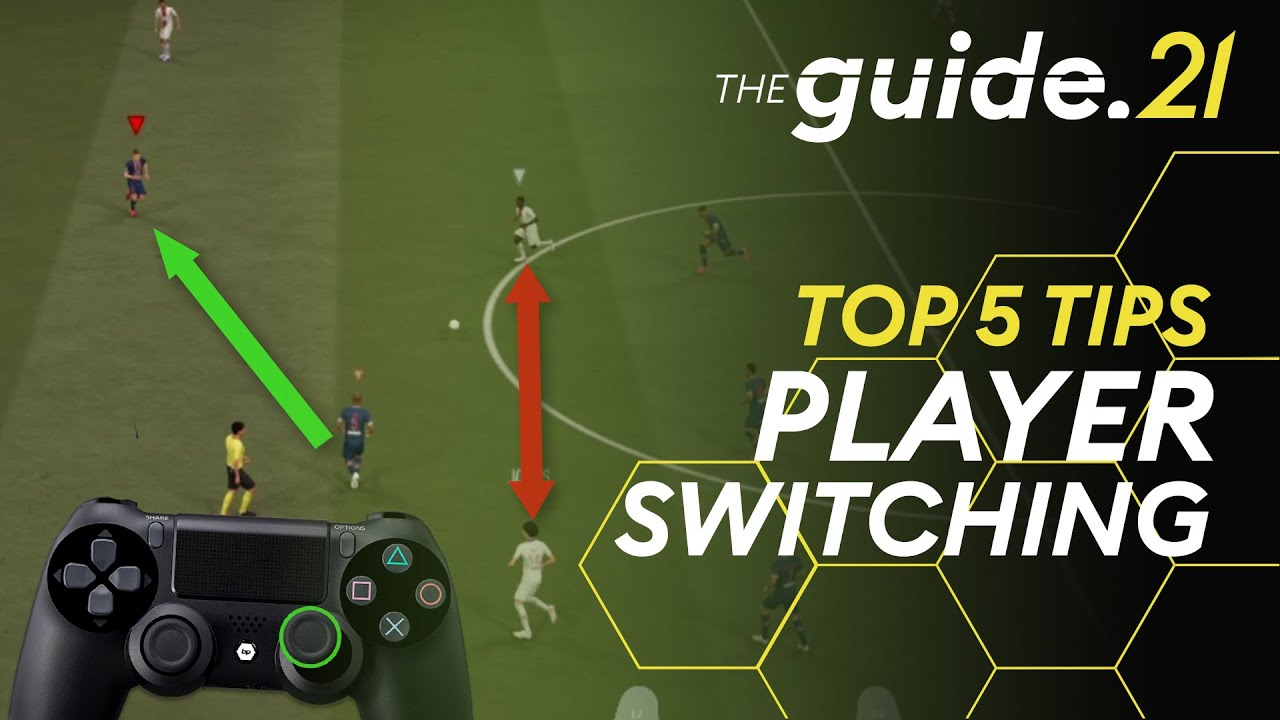 MASTER This DEFENDING Technique To Become An ELITE Player!   Right Stick Player Switching