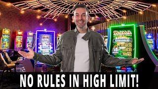 High Limit Slots 🤑 Dancing Drums 🥁 No Britt = No Rules!