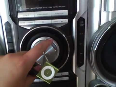 Sony Mini Hi-Fi Component System MHC-EC55 Review
