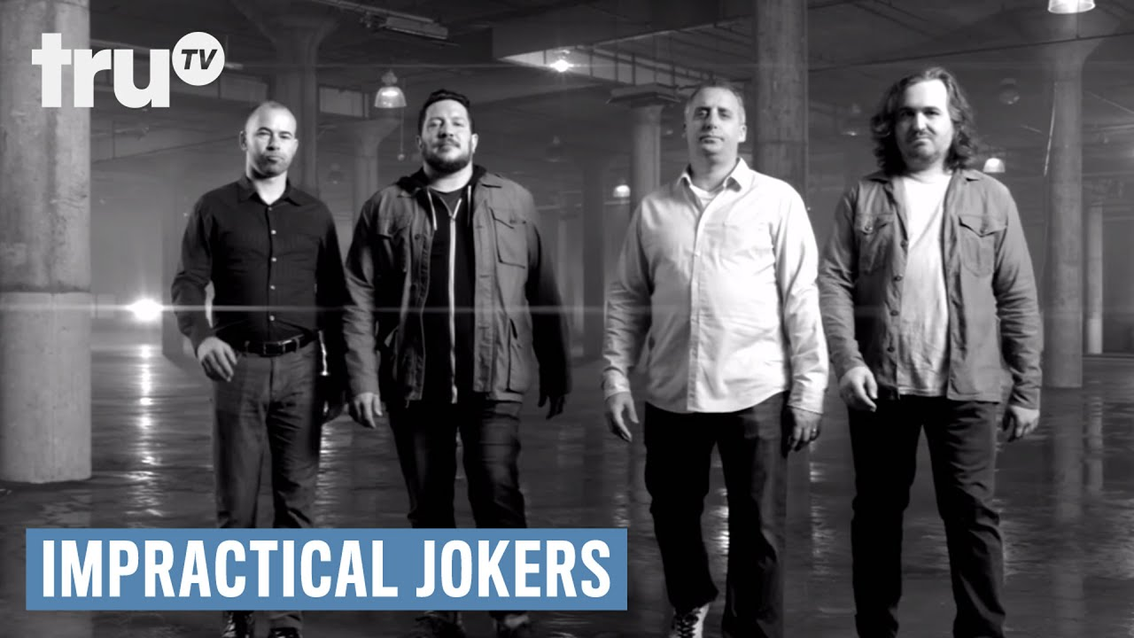 Impractical Jokers - canceled TV shows - TV Series Finale