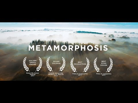 Metamorphosis, a manifesto on recycling by Paprec Group