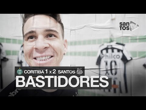 CORITIBA 1 X 2 SANTOS | BASTIDORES | BRASILEIRÃO (17/10/20)