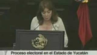 17 junio 09 Senadora Beatriz Zavala Peniche -1-