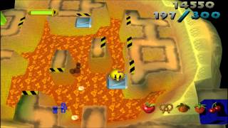 PSX Ms Pac Man Maze Madness Level 6