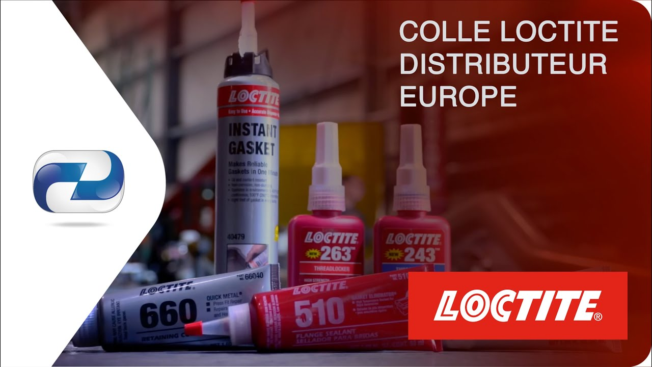 Distributeur de colles Loctite
