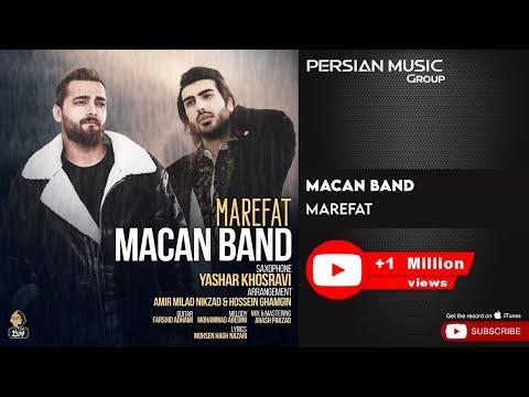 MACAN Band - Marefat ( ماکان بند - معرفت )