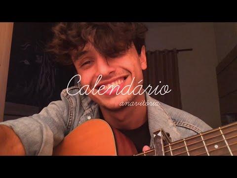 CALENDÁRIO - Anavitória (cover by Adriano Ferreira)