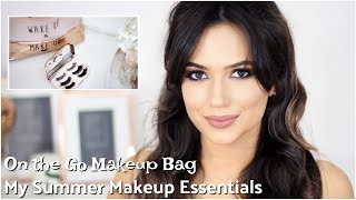 GIVEAWAY | What's In My Makeup Bag | TheMakeupChair