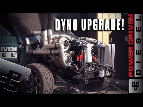 Dyno Upgrades!! | Power Driven Diesel