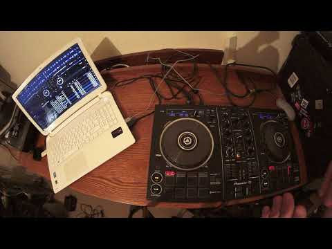 PIONEER DDJ-RB SIMPLE BEGINNER TUTORIAL WITH Recordbox UNDERGROUND TUNES FEBRUARY 2018 CDPOOL