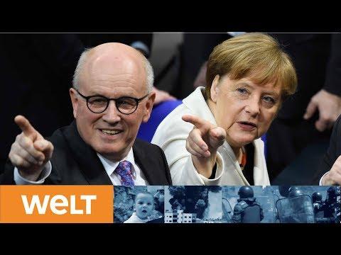 GroKo greift nach der Macht: Angela Merkel bereit für vierte Wahl zur Kanzlerin