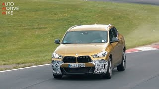 2019 BMW X2 M35i SPIED TESTING AT THE NÜRBURGRING