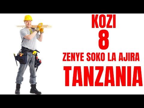 kozi-8-zenye-ajira-za-haraka-tanzania-/-kozi-zenye-soko-la-ajira
