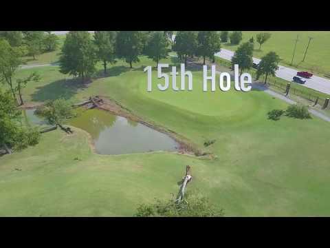 Broken Arrow Golf & Athletic Club Tornado Damage