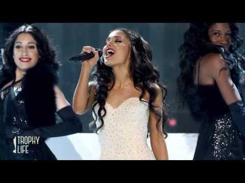 ARIANA GRANDE SEXY 'Focus' PERFORMANCE At 2015 AMAs {VIDEO RAW} AMERICAN MUSIC AWARD HD 1080p
