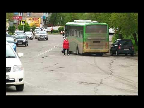 В Саяногорске перестали ходить льготные автобусы