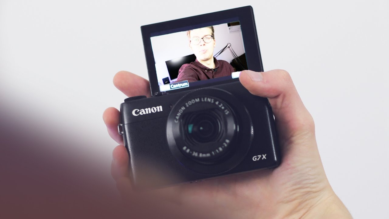 De beste VLOG camera? - Canon G7X review - YouTube