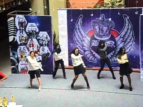 f(x) - Attention Cover at Bandung Trade Mall (BTM)