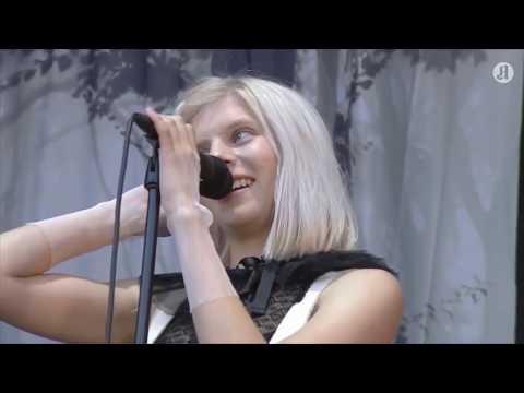 Aurora - Under Stars (Live @ Øyafestivalen 2016)