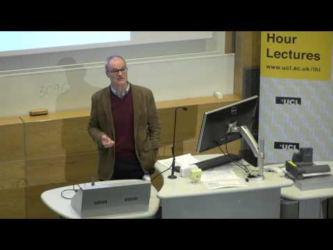 Does social science tell the truth? - Prof David Shanks - UCL Lunch Hour Lectures