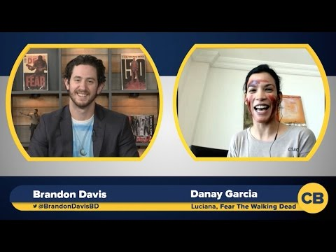 Exclusive Interview with Danay Garcia (Luciana, FTWD)