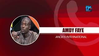 « El hadji Diouf peut aider Aliou Cissé en attaque… » Amdy Faye (Ancien international)