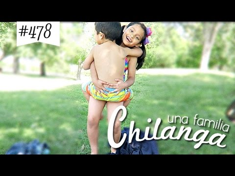 "PICNIC AL AIRE LIBRE/ COMIENZA EL VERANO!! VLOGS DIARIOS #478 ""Una Familia Chilanga"""