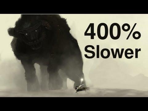 A Despair-Filled Farewell 400% Slower