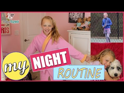 My School Night Routine!