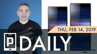 Sony Xperia 10 Leaks, LG G8 ThinQ Speaker on Display? - Pocketnow Daily