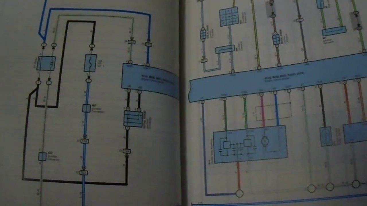 Toyota Fj Wiring Diagram | Wiring Diagram on