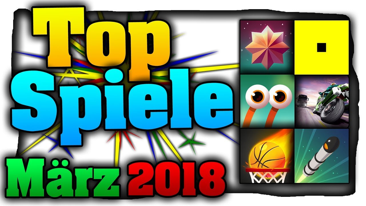 Android Handy Spiele