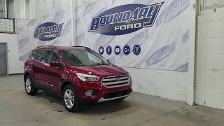 2018 Ford Escape SEL 300A W/ 1.5L EcoBoost, Power Lift Gate Overview | Boundary Ford