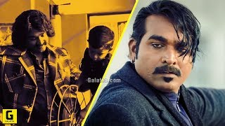 Vijay Sethupathi's Non-Stop Effort For Junga!