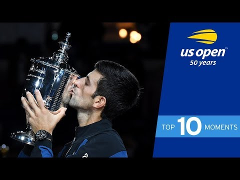 Top Moments From The 2018 US Open