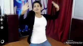 Chuski chuski... Dance with Acting    by Jyoti    For Stage Shows... contact..9936694966