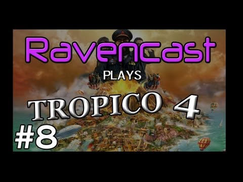 Tropico 4 - Episode 8 - Nulclear Testing Saves the Day! |