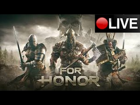 For Honor BETA Gameplay (PS4) -SNT Gamers