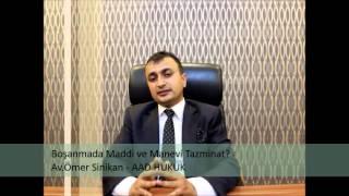 Boşanmada Maddi ve Manevi Tazminat?