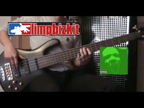 Limp Bizkit - Almost Over Bass Cover