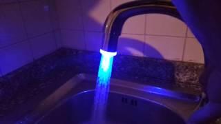 Led temperatura per rubinetto
