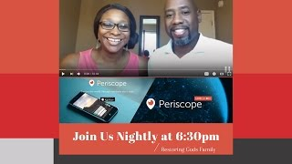 Join Pastors Herb and Kennisha Moffett as they discuss the keys to ...