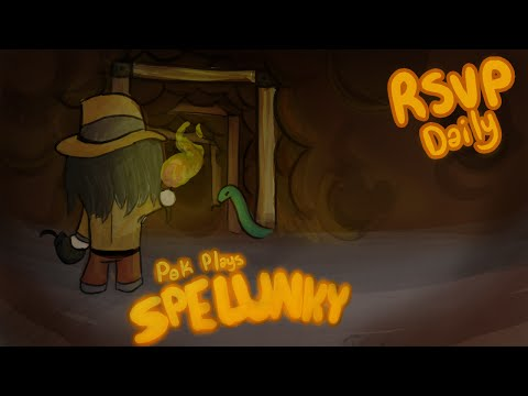 "Spelunky RSVP Daily 08/29/2016 - ""stage left"""